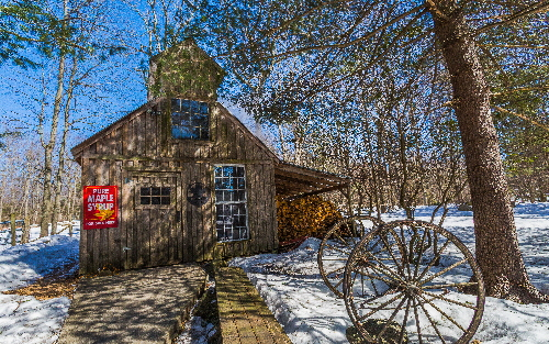 Chepachet Farms and Sugar House | Glocester, RI
