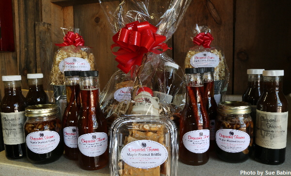 Chepachet Farms Maple Sugar House | Local Maple Syrup